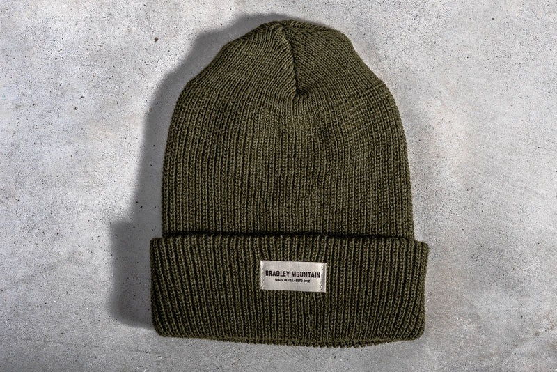 Wool Watch Cap | Bradley Mountain