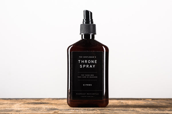 Manready Mercantile Citrus Throne Spray Made in Houston