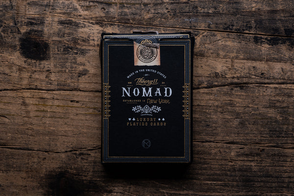 Theory 11 Nomad Playing Cards Made in America Manready Mercantile