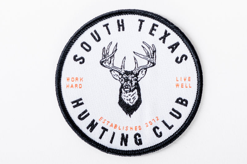 Patch | South Texas Hunting Club | Manready Mercantile - Manready Mercantile