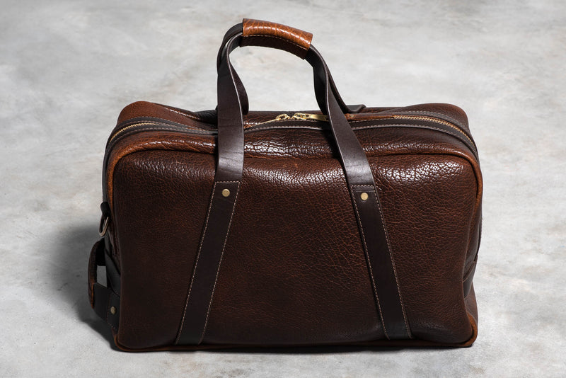 Bison Weekender #505 | Coronado Leather - Manready Mercantile