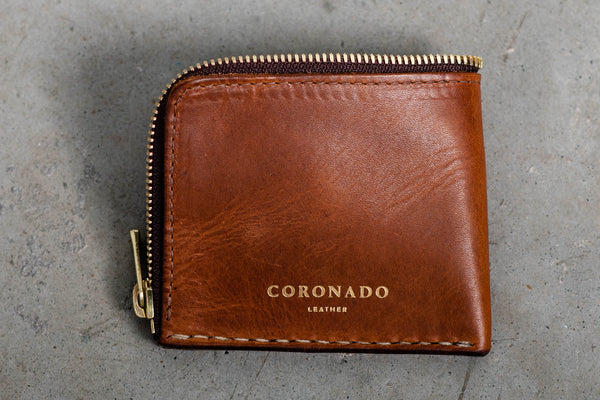 coronado zip wallet manready mercantile