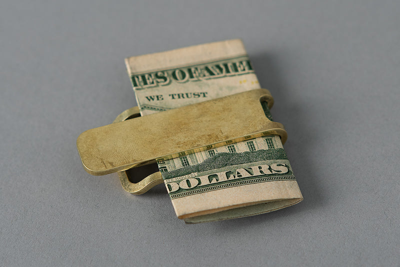 Money Clip | Square | Craighill - Manready Mercantile