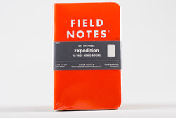 Expedition | Waterproof Dot Graph | Field Notes