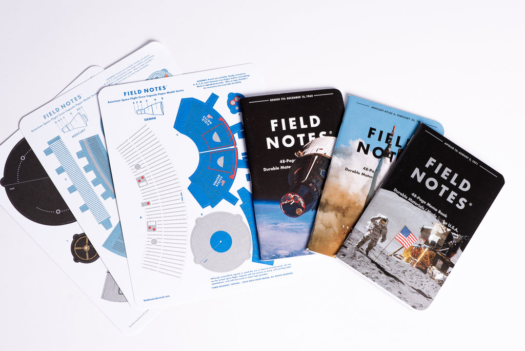 Three Missions | 3-Pack | Field Notes