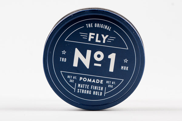 No. 1 Pomade | Matte Finish, Strong Hold | Fly Barbershop - Manready Mercantile