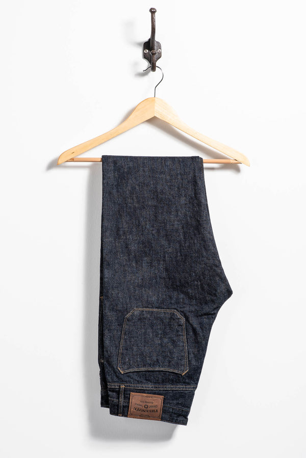 Portola Classic Taper | Unsanforized Single Rinse 13.25oz Denim | Freenote Cloth