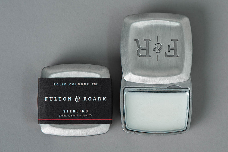 Solid Cologne | Sterling | Fulton + Roark - Manready Mercantile