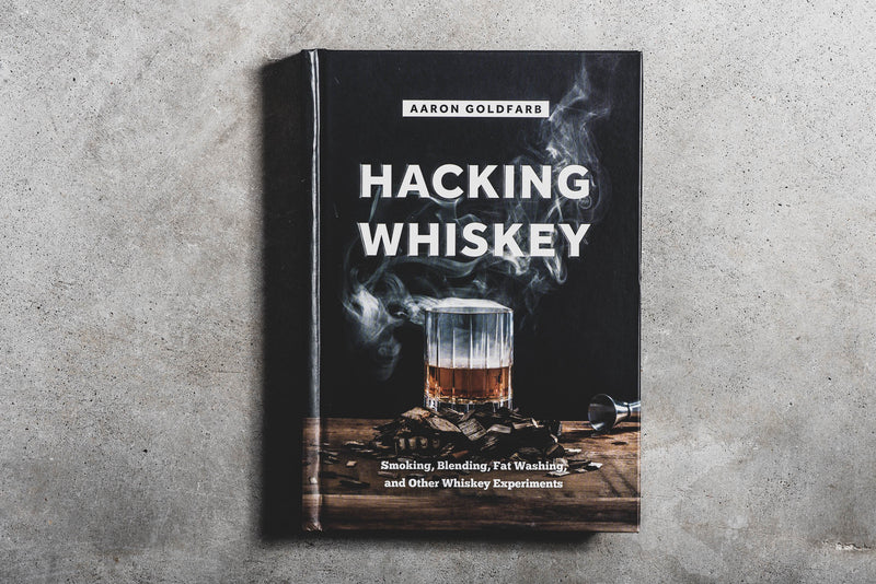 Hacking Whiskey Book | W&P Design - Manready Mercantile