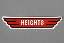 Sticker | Heights Wings | Manready Mercantile