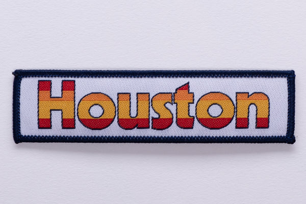 Patch | Retro Houston Astros | Manready Mercantile