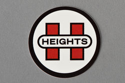 Sticker | Houston Heighs | Manready Mercantile