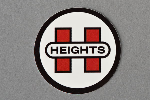 Houston Heights | Sticker | Manready Mercantile