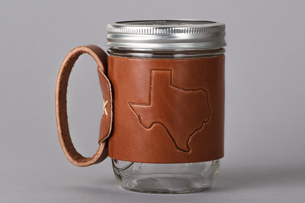 Texas Outline Aviator Mug | Loyal Stricklin + Manready Mercantile