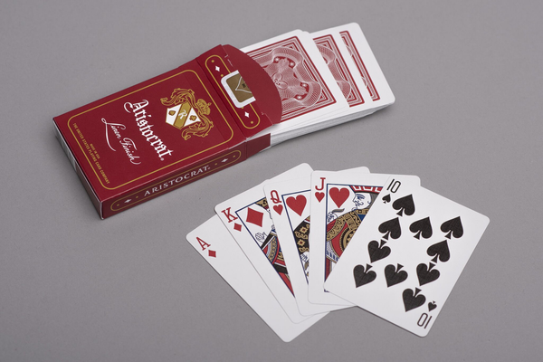 Playing Cards | Aristocrat | The United States Playing Card Company