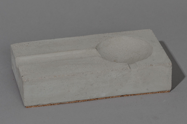 Concrete Ashtray | Rectangle | M. Hagelsieb