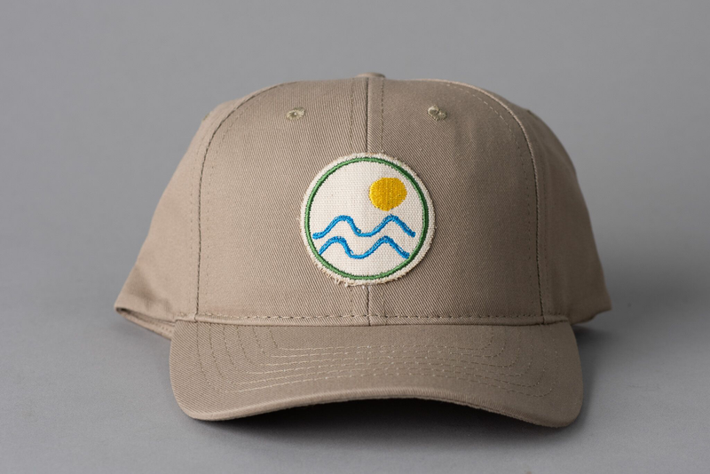 Oaxao Patch Hat | Khaki | Mollusk Surf Shop