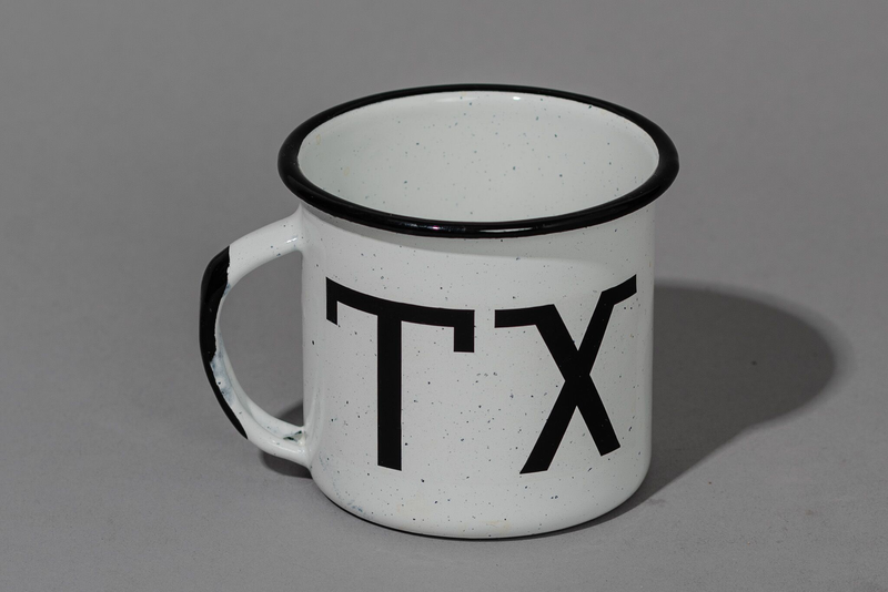 Mini Camp Mug | M. Hagelsieb X Manready Mercantile