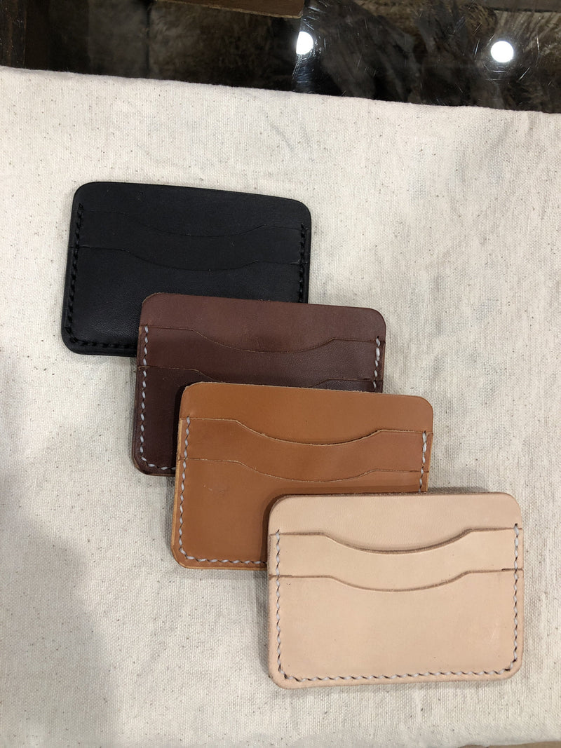 Five Pocket Card Wallet | Manready Mercantile