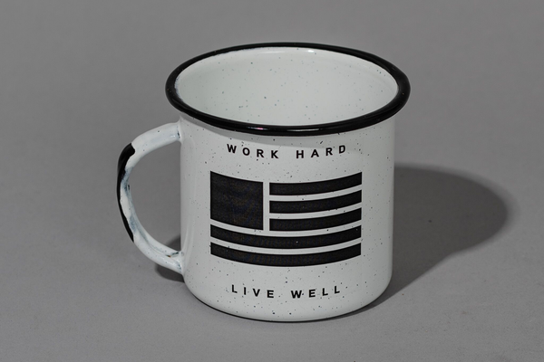 Camp Mug | Medium | M. Hagelsieb X Manready Mercantile - Manready Mercantile