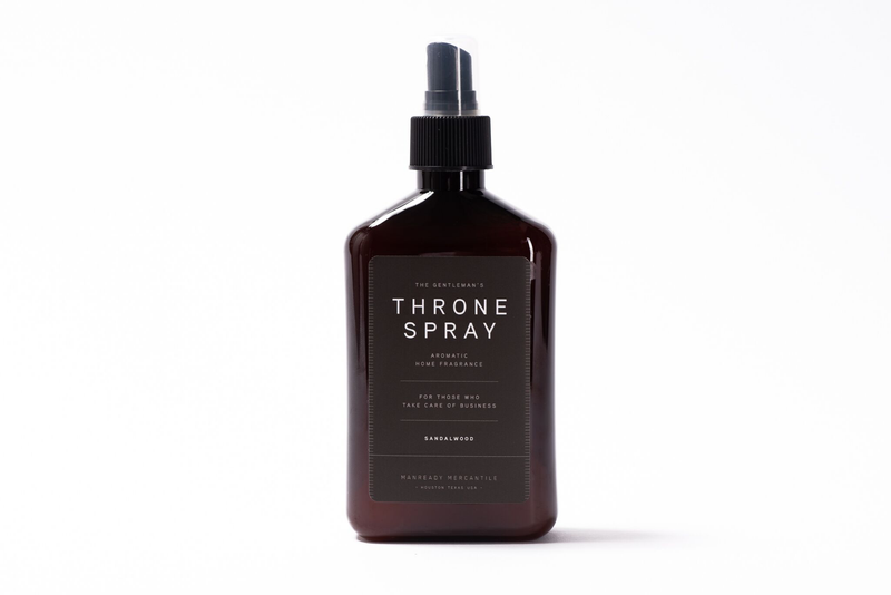Throne Spray | Sandalwood - Manready Mercantile
