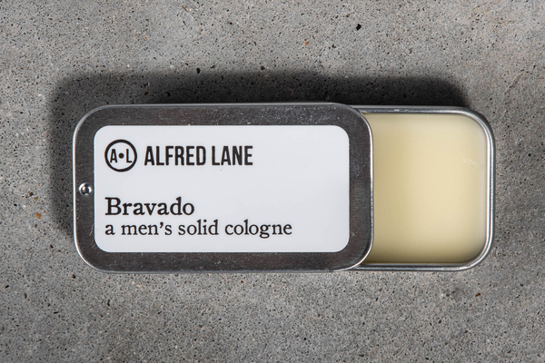 Solid Cologne | Bravado | Alfred Lane - Manready Mercantile