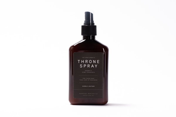 Throne Spray | Saddle Leather