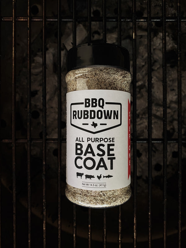 All Purpose Base Coat: Step One | BBQ Rubdown