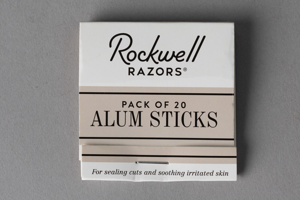 Alum Sticks | Rockwell Razors