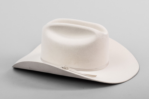 Bull Session 4x Bone Wool | Seager Co. x Stetson
