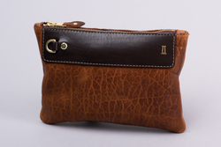 Bison Collection Utility Pouch #609 | Coronado Leather