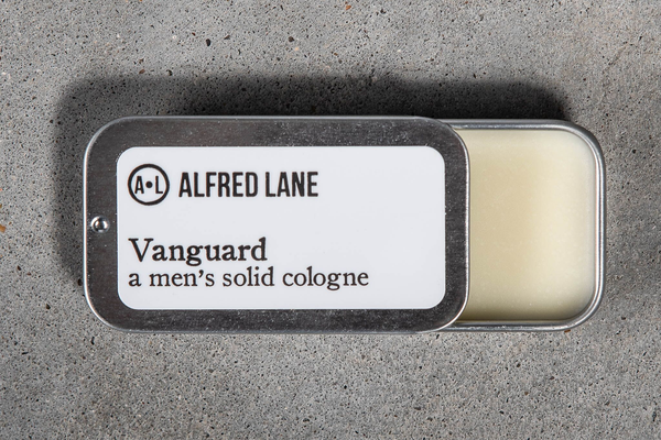 Solid Cologne | Vanguard | Alfred Lane - Manready Mercantile