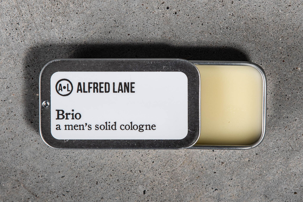 Solid Cologne | Brio | Alfred Lane - Manready Mercantile