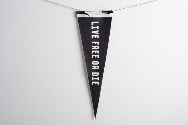 Live Free or Die | Oxford Pennants