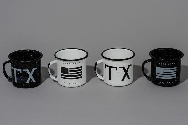 Mini Camp Mug | M. Hagelsieb X Manready Mercantile - Manready Mercantile