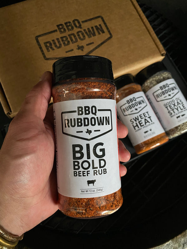 The Ultimate Gift Box | BBQ RUBDOWN