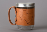 Texas Outline Aviator Mug | Loyal Stricklin + Manready Mercantile - Manready Mercantile