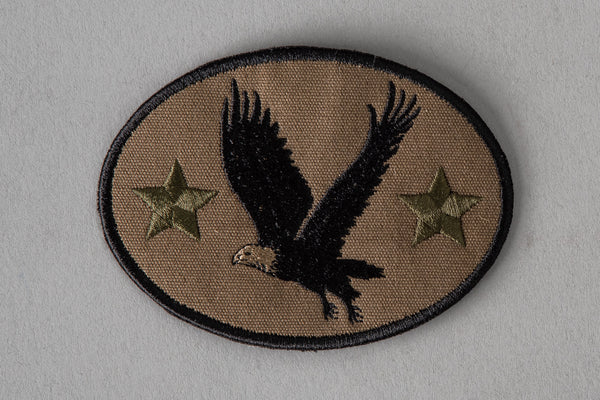 Patch | Eagle Star Badge | Indigofera