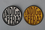 Patch | Round Logo Badge | Indigofera - Manready Mercantile
