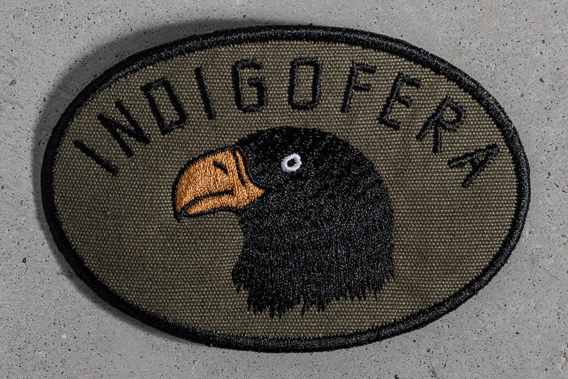 Patch | Eagle Logo Badge | Indigofera