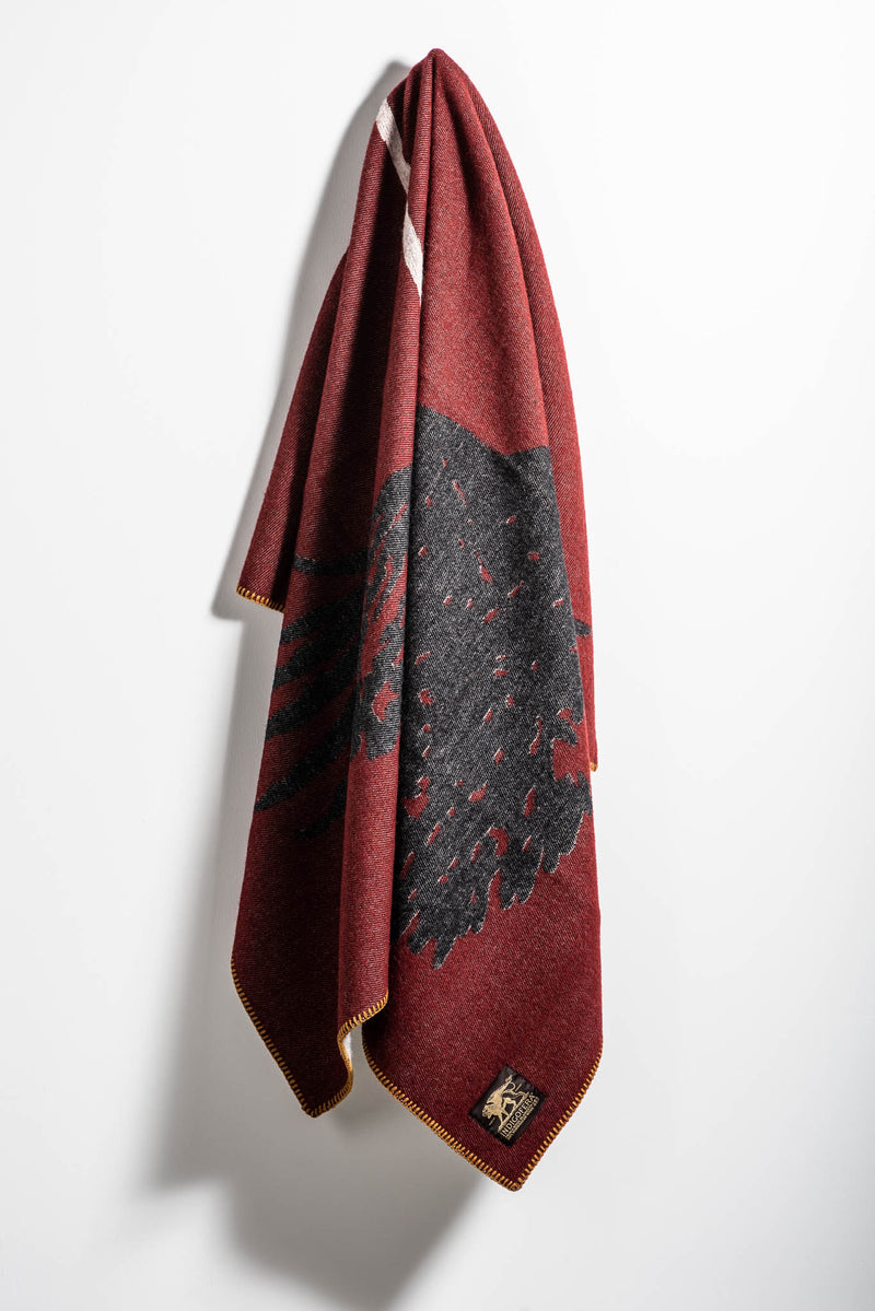Wool Blanket | Eagle | Indigofera