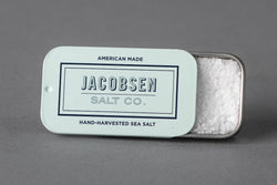 Pure Flake Salt Slide Tin | Jacobsen Salt Co.