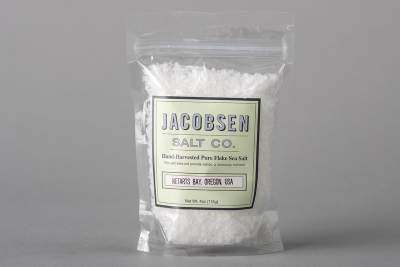 Pure Flake Sea Salt | Jacobsen Salt Co.