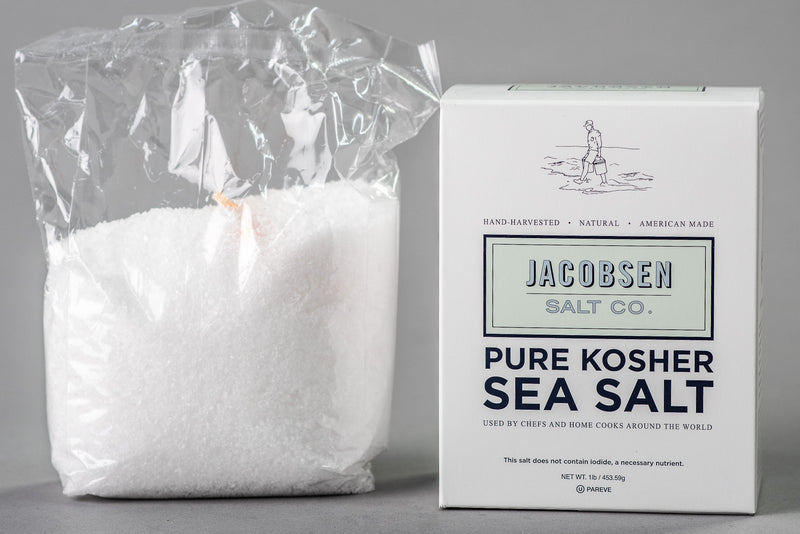 Pure Kosher Sea Salt | Jacobsen Salt Co.