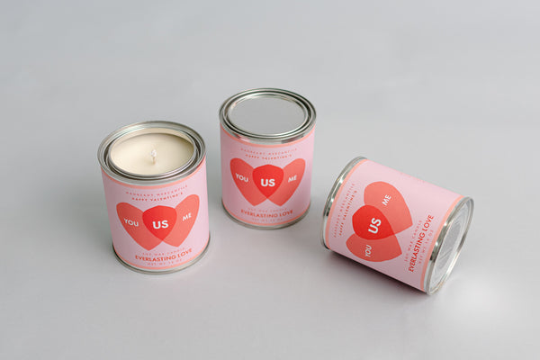 Limited Edition | Valentine's Day Candle | Manready Mercantile