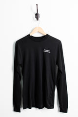 Graphic Tee | LS Anvil | Black | Manready Mercantile