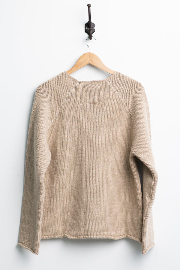 Willow Sweater | Ecru Beach | Indigofera
