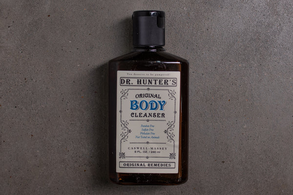 Dr. Hunter's Body Cleanser | Caswell Massey - Manready Mercantile