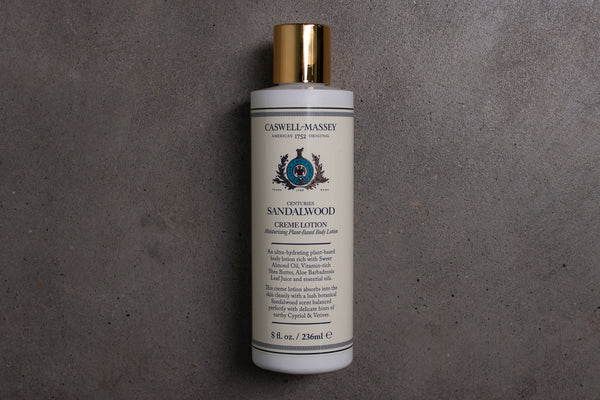 Centuries Lotion | Caswell Massey - Manready Mercantile