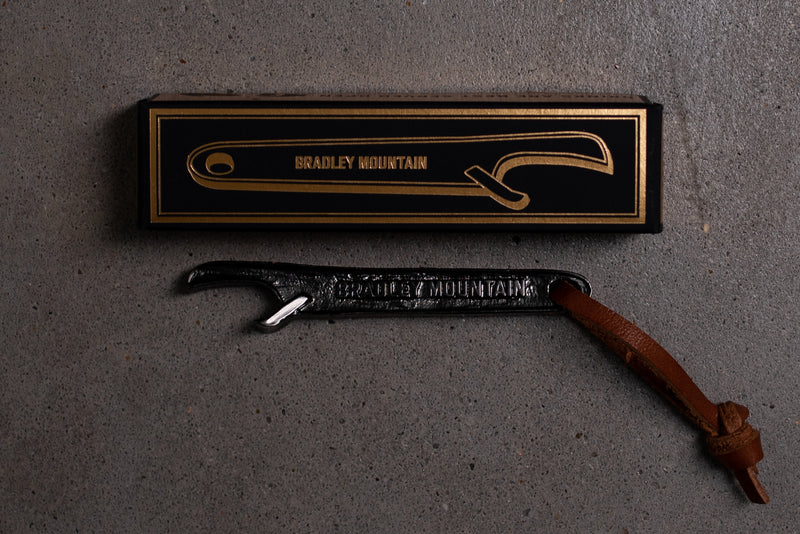 The Good Bottle Opener | Bradley Mountain